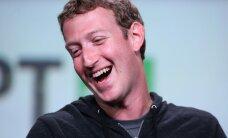 FOTO: Uus semu? Andrus Ansip kohtus Barcelonas Mark Zuckerbergiga