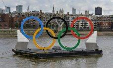 DELFI GRAAFIK: Vaata, millisele kontinendile jagus olümpiamedaleid kõige hõredamalt