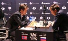 Подарок на день рождения: Карлсен победил Карякина на тай-брейке