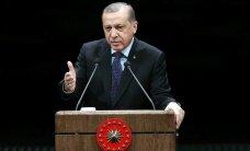 Erdoğan: kui EL Türgile survet avaldab, avab Türgi pagulastele väravad Euroopasse