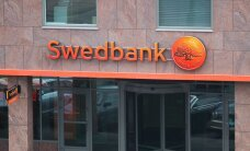 Как зовут самых активных пользователей мобильного банка Swedbank в Эстонии