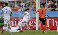 VIDEO: Holland Robbeni ja Sneijderi väravatest veerandfinaali