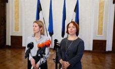 VIDEO, FOTOD ja BLOGI   Koalitsioonikõnelused jätkuvad: Kallas ja Reps nentisid, et Eesti maine on viimase kahe aastaga kahjustada saanud