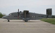 Эстония отказалась от военных самолетов, подаренных США