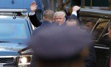Riigikogu Donald Trumpi toetusrühm toetab Trumpi veel alla kahe nädala