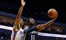 8 PÄEVA NBA HOOAJA ALGUSENI: Memphis Grizzlies ja nende uus mängustiil