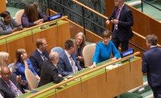 Toomas Alatalu: Eesti on julgeolekunõukogu kampaaniaga saanud üheks tuntuimaks riigiks maailmas. Meie taga on kaks kolmandikku maailma riikidest