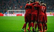 Bayern pääses tänu jõule, oskustele ja õnnele