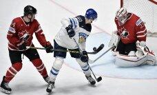 Soome alistas Kanada ja kohtub veerandfinaalis Taaniga