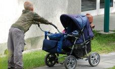 Ettevaatust! Soojal ajal lapsevankri tekiga katmine võib olla väga ohtlik