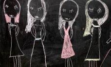 Tütarlaste 5 maski ehk neidude välimääraja