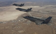 США могут разместить в странах Балтии истребители F-35