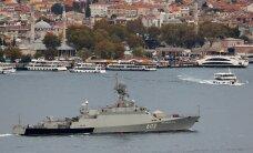 NATO kinnitas kahe Vene sõjalaeva Läänemerele saabumist