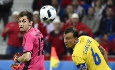 ФОТО и ВИДЕО: Албания одержала первую победу на чемпионате Европы