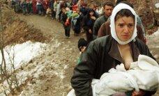 Sõjapõgenik tahab tagasi koju: 1999. aasta Kosovo albaanlaste näide