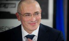 """Михаил Ходорковский запустил проект кандидата в президенты """"Вместо Путина"""""""