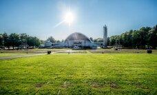 Tallinna Lauluväljakule luuakse discgolfi rada