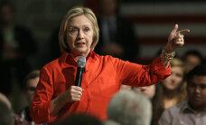 Клинтон назвала условия сближения Прибалтики с Россией
