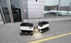 Verstapost: Starshipi kaubarobotil täitus tuhat miili harjutussõite