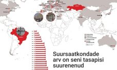 Эстония планирует закрыть четыре посольства и одно генеральное консульство