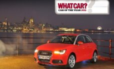 What Car? Aasta Auto 2011 on Audi A1
