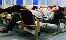 USKUMATU LUGU! Kodutuks jäänud endine David Beckhami turvamees ammutas Tom Hanksi kassahitist inspiratsiooni ja kolis Londoni lennujaama elama