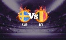 EURO 2016: Belgia edasi, Rootsi koju või vastupidi?