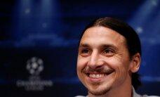 Ibrahimovic: mul tuli Manchester Unitediga liitumiseks Beckhamile ära öelda