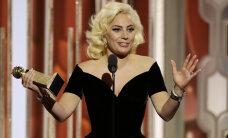 Lady Gaga tänas Kuldgloobust vastu võttes absoluutselt kõiki... peale oma kihlatu