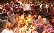 HIIGELGALERII: 16 päeva õlu, melu ja ülevoolavat tuju 182. Oktoberfestil