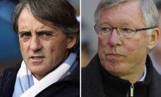 Lahing kahe Manchesteri klubi vahel algas juba mitu päeva enne mängu