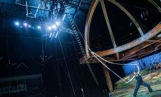 Imelise Cirque du Soleil Alegria show lavakujundust kroonib Saku Suurhallis hiiglaslik kuppel!