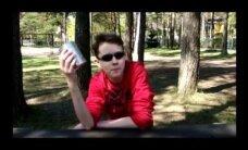 """VAATA: Hakkajad noormehed tegid taaskasutusteemalise õppevideo """"Prügivennad"""""""