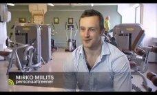 VIDEO: Eesti kuulsuste muusikust personaaltreener Mirko Miilits: varem olin atrofeerunud lihastega vegeteeriv tainas!