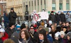 ACTA-protestid kui ehedaimad anonüümuslikud aktsioonid