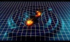 Gravitatsioonilained vallandanud mustad augud võisid ühineda hiidtähes
