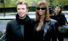 David Bowie murest murtud lesk astus pärast mehe surma esimest korda avalikkuse ette!