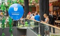 Tallinnasse uusi kaubanduskeskusi juurde ei mahu