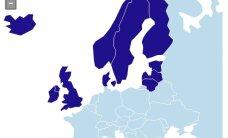ООН причислила страны Балтии к Северо-Европейским странам