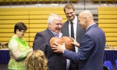 EKSKLUSIIVSED FOTOD: Andres Sõber tähistas Rakvere spordihallis meeleolukalt suurt juubelit