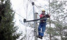 Elektrikute palgad kasvasid kõige kiiremini