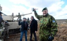 Правительство утвердило договор о военных инвестициях США в Эстонии