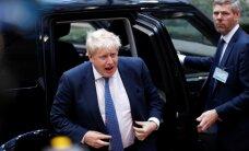 Välisminister Johnson: Suurbritannia ei loobu juhtivast rollist Euroopas