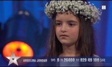 """VIDEO: See imeline 8-aastane Norra talendisaate staar laulab hittlugu """"Bang Bang"""" nagu noor Amy Winehouse"""