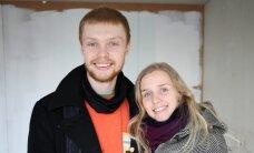 NAABRIST PAREM: Elerin ja Mart kujundavad korteri modernses võtmes