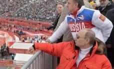 Putin: ma ei saa aru, kuidas saavad 200 Vene jalgpallifänni rünnata tuhandet Inglise fänni