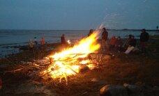 SAADA FOTO: Täna on muinastulede öö, paljudes randades süüdatakse lõkked