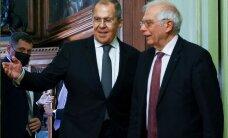 Borrelli alandamine Moskvas tegi Venemaa-suhete lepitajatele karuteene