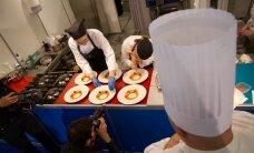 Будущие повара из Нарвского профессионального учебного центра посоревнуются на продуктовой ярмарке