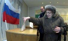 Киев выдвинул условия для проведения выборов в Госдуму на территории Украины